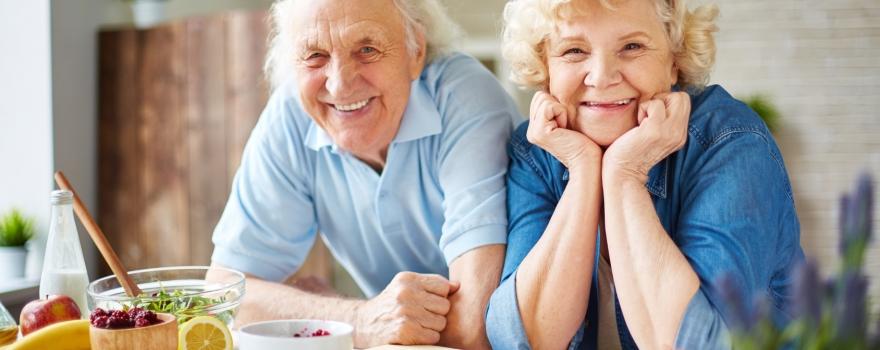 какая кухня должна быть у пенсионера