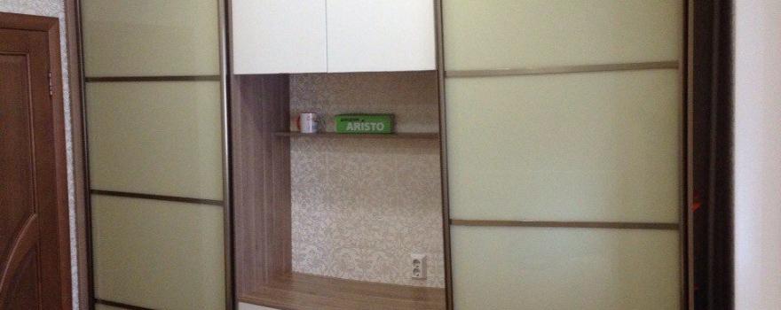 шкаф-купе на заказ в москве от 25000