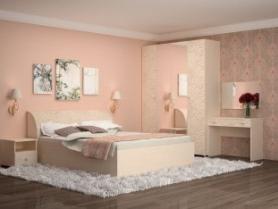 Спальня Версаль (цвет фасада:капучино глянец)