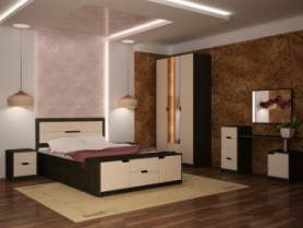 Спальня Мелани (цвет фасада:дуб палада)