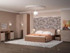 Спальня Версаль (цвет фасада:клен)