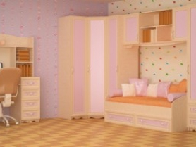 Детская Фантазия (вставки: pembe pink)