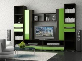 Гостиная Турмалин (цвет:зеленая липа)